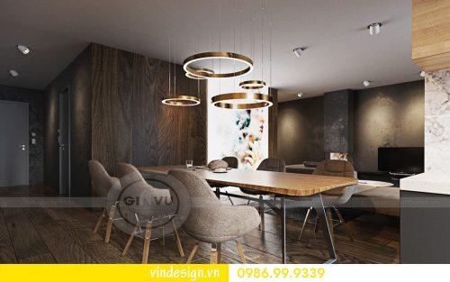 Nội thất căn hộ Metropolis – LH hotline: 0986999339