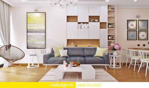 Sở hữu nội thất chung cư với thiết kế chuyên nghiệp