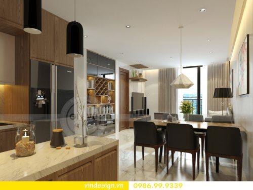 Thiết kế nội thất căn hộ chung cư Park Hill – Hotline: 0986999339