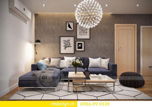 Thiết kế nội thất căn hộ chung cư Metropolis – Hotline: 0986999339