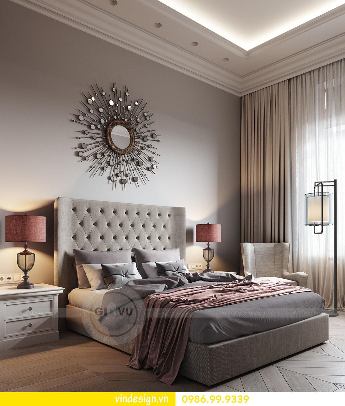 thiết kế nội thất căn hộ chung cư metropolis hotline 0986999339 ảnh 06