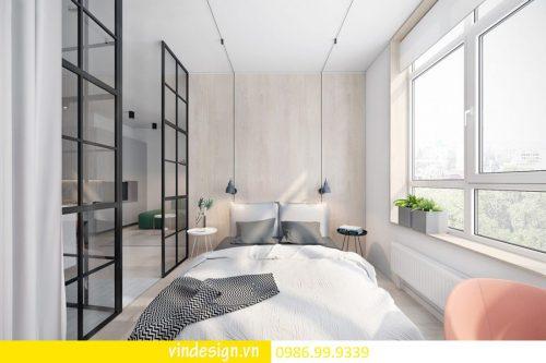 Thiết kế nội thất căn hộ D Capitale – hotline 0986999339