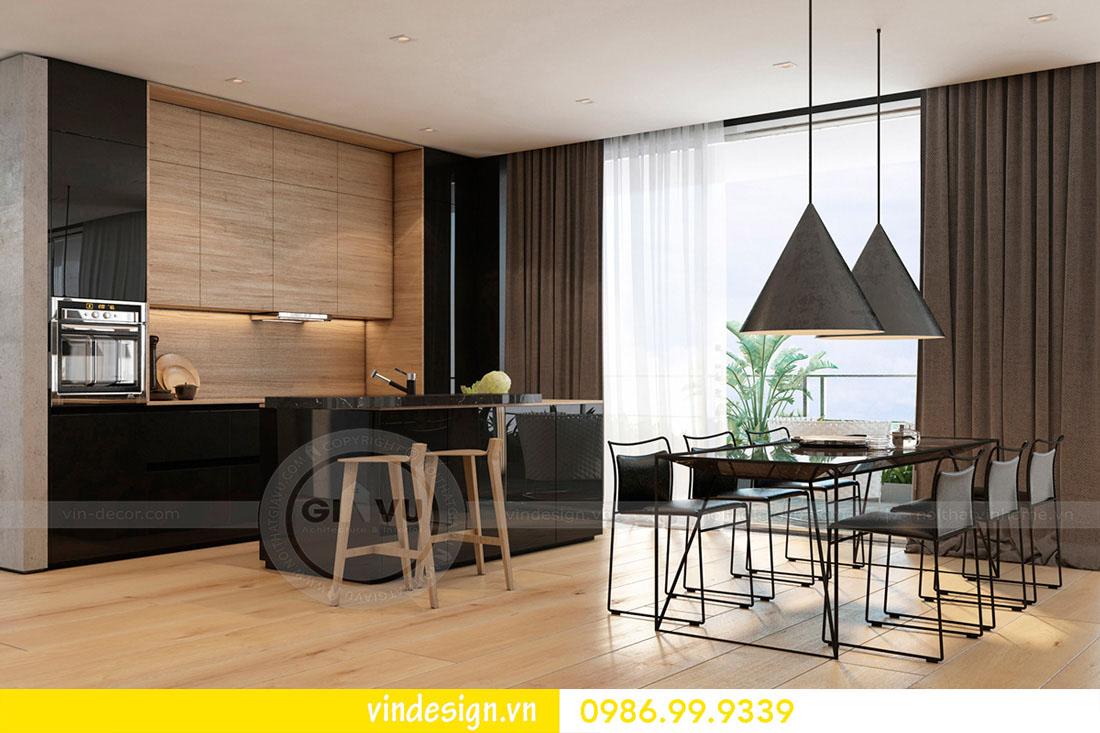thiết kế nội thất căn hộ metropolis hotline 0986999339 ảnh 03