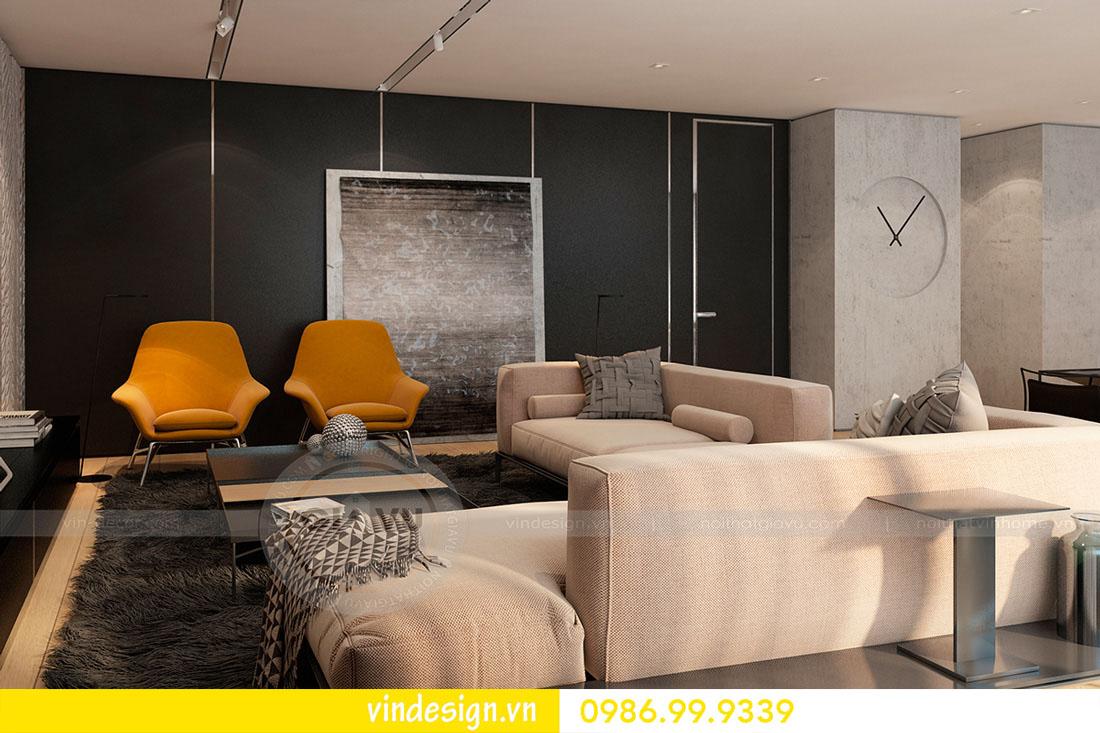thiết kế nội thất căn hộ metropolis hotline 0986999339 ảnh 04