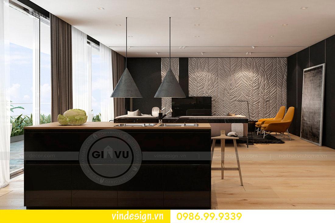 thiết kế nội thất căn hộ metropolis hotline 0986999339 ảnh 05