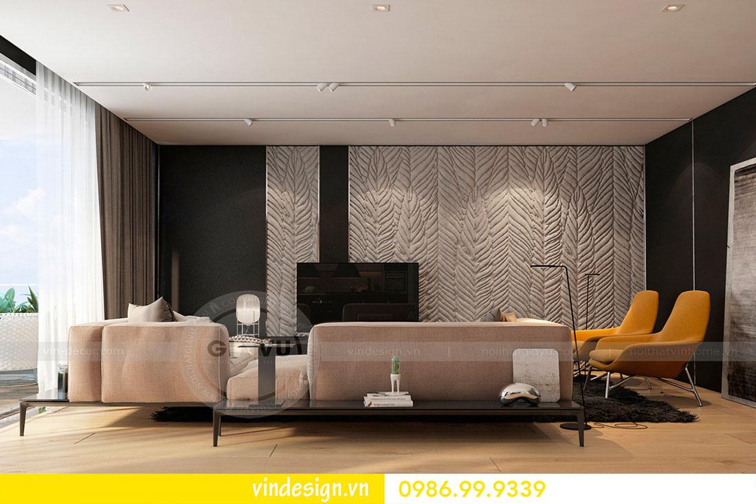 thiết kế nội thất căn hộ metropolis hotline 0986999339 ảnh 08