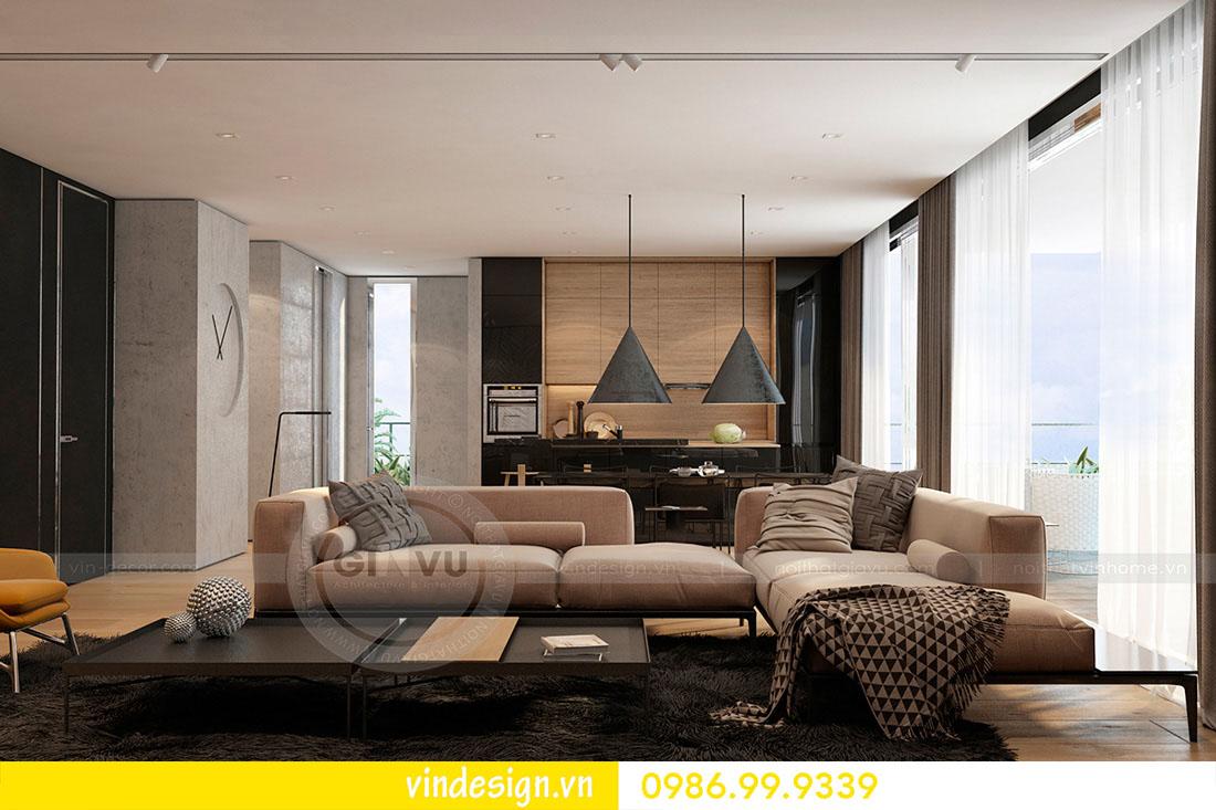 thiết kế nội thất căn hộ metropolis hotline 0986999339 ảnh 09