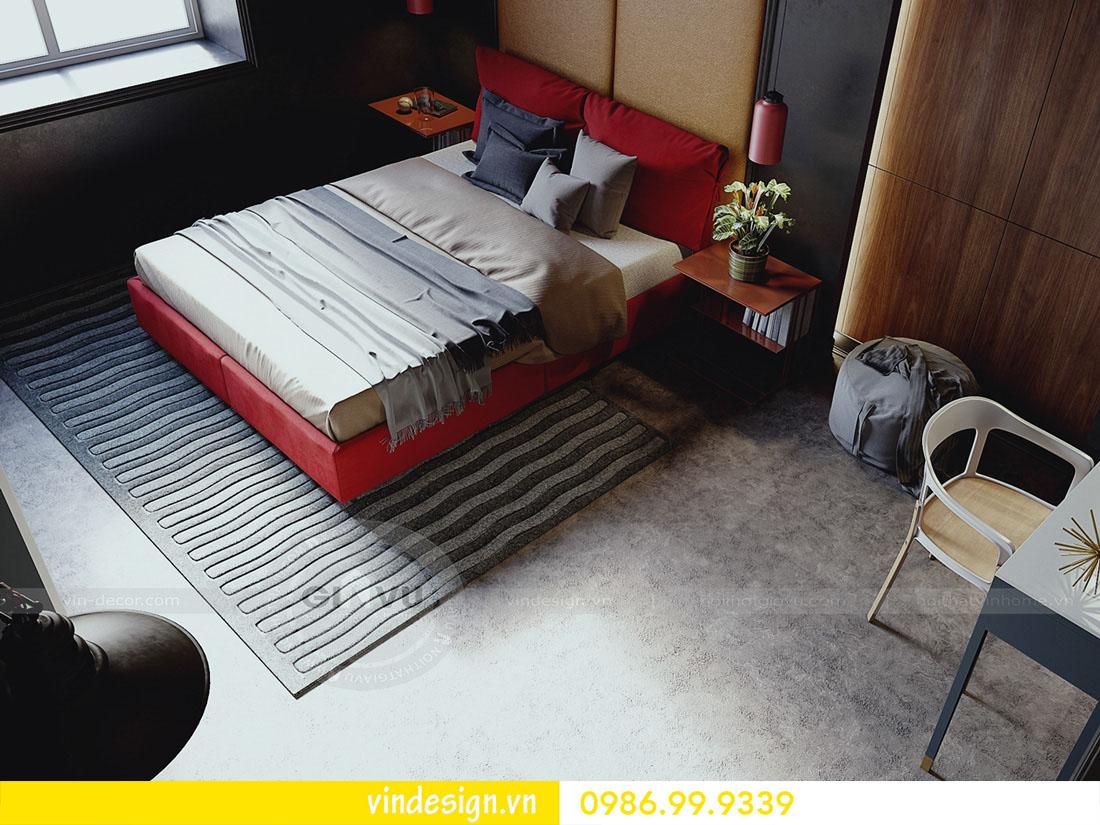thiết kế nội thất căn hộ metropolis hotline 0986999339 ảnh 10
