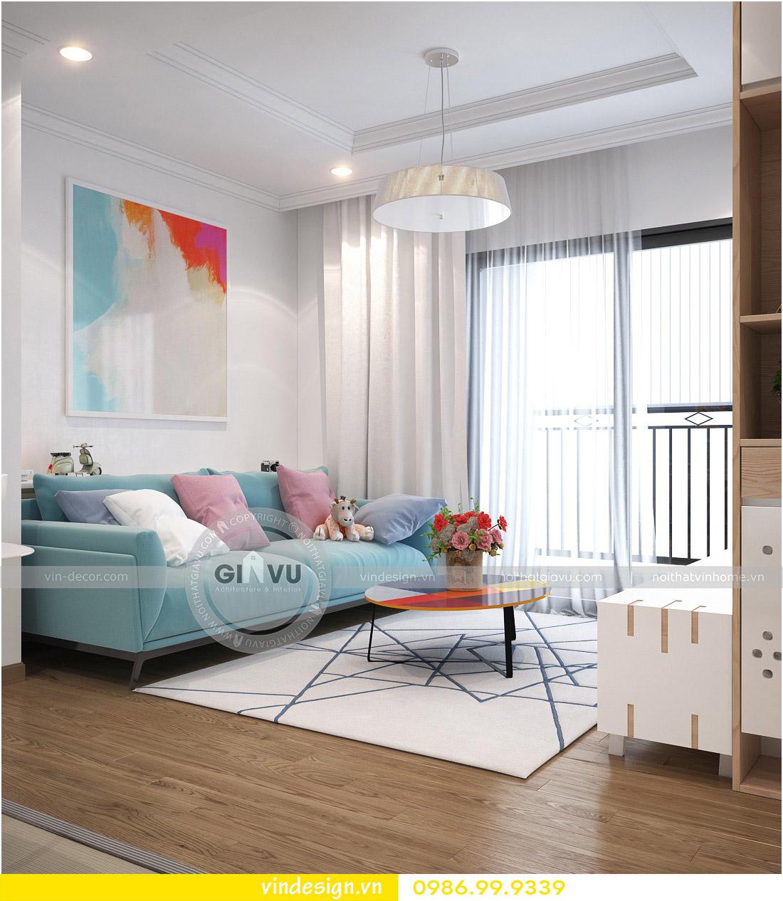thiết kế nội thất căn hộ park hill 0986999339 03