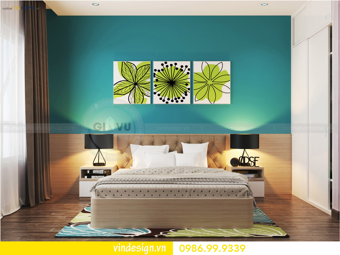 thiết kế nội thất căn hộ park hill hotline 0986999339 11