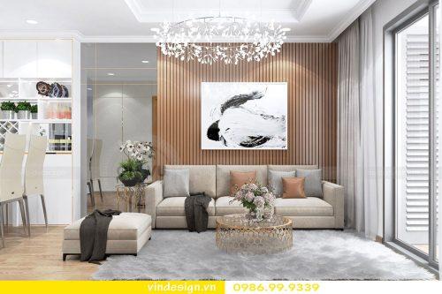 Thiết kế nội thất căn hộ Sky Lake tòa S1 – Call: 0986999339