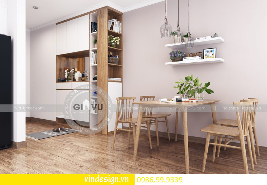 thiết kế nội thất chung cư D Capitale hotline 0986999339 04