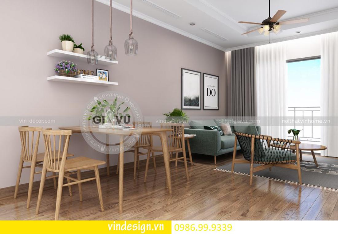 thiết kế nội thất chung cư D Capitale hotline 0986999339 05
