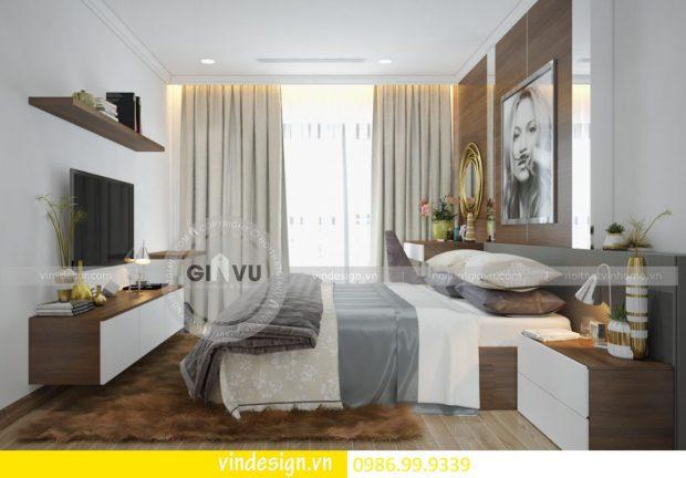 Thiết kế nội thất chung cư D Capitale – hotline 0986999339