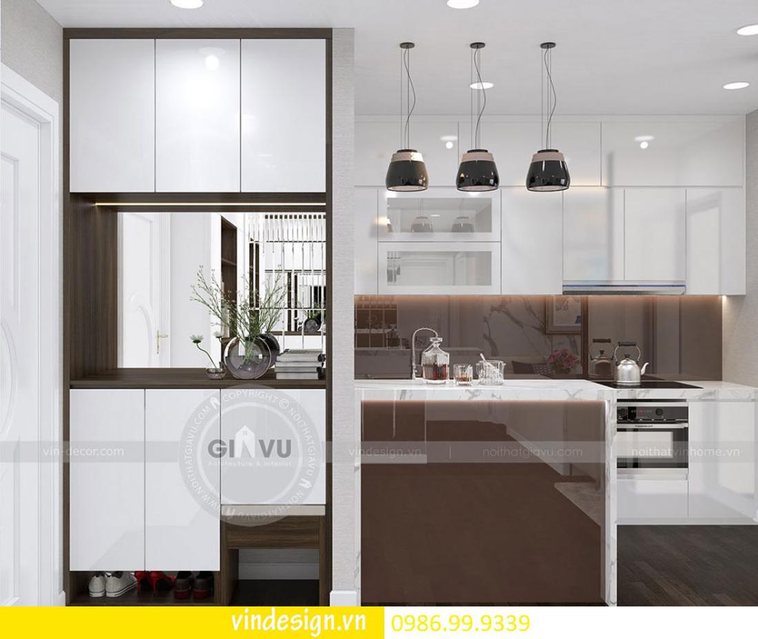 thiết kế nội thất chung cư D Capitale theo phong cách Á Đông 06