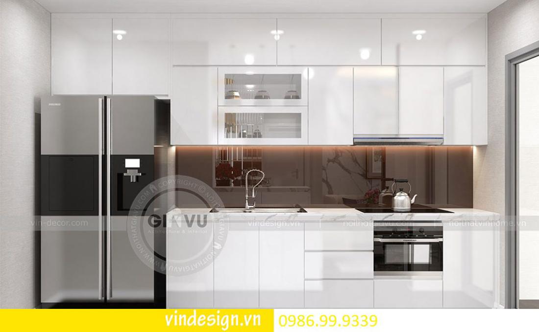 thiết kế nội thất chung cư D Capitale theo phong cách Á Đông 07
