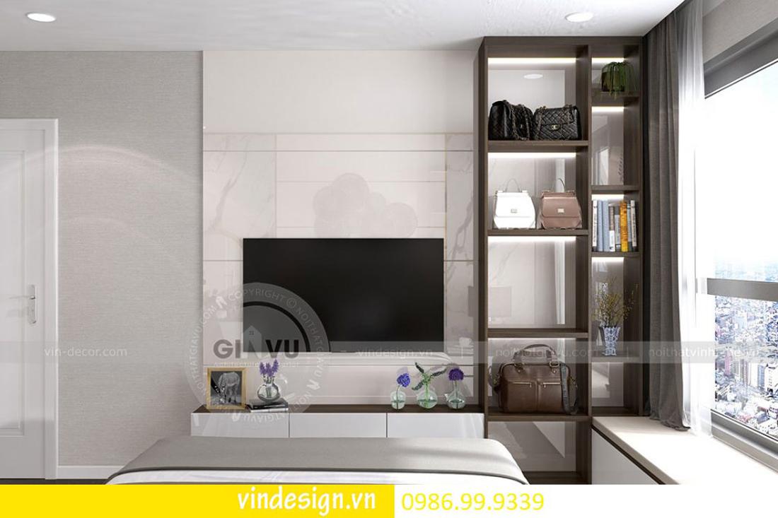 thiết kế nội thất chung cư D Capitale theo phong cách Á Đông 09