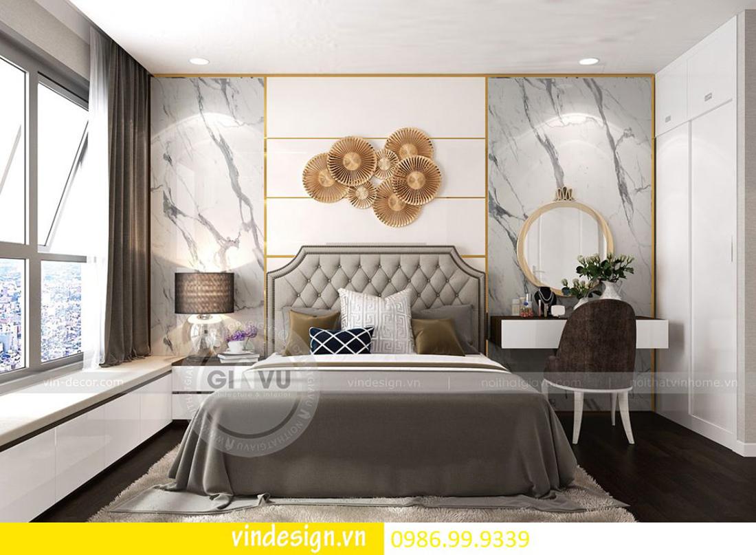 thiết kế nội thất chung cư D Capitale theo phong cách Á Đông 10