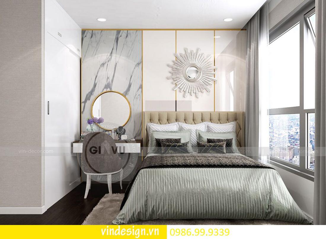 thiết kế nội thất chung cư D Capitale theo phong cách Á Đông 12