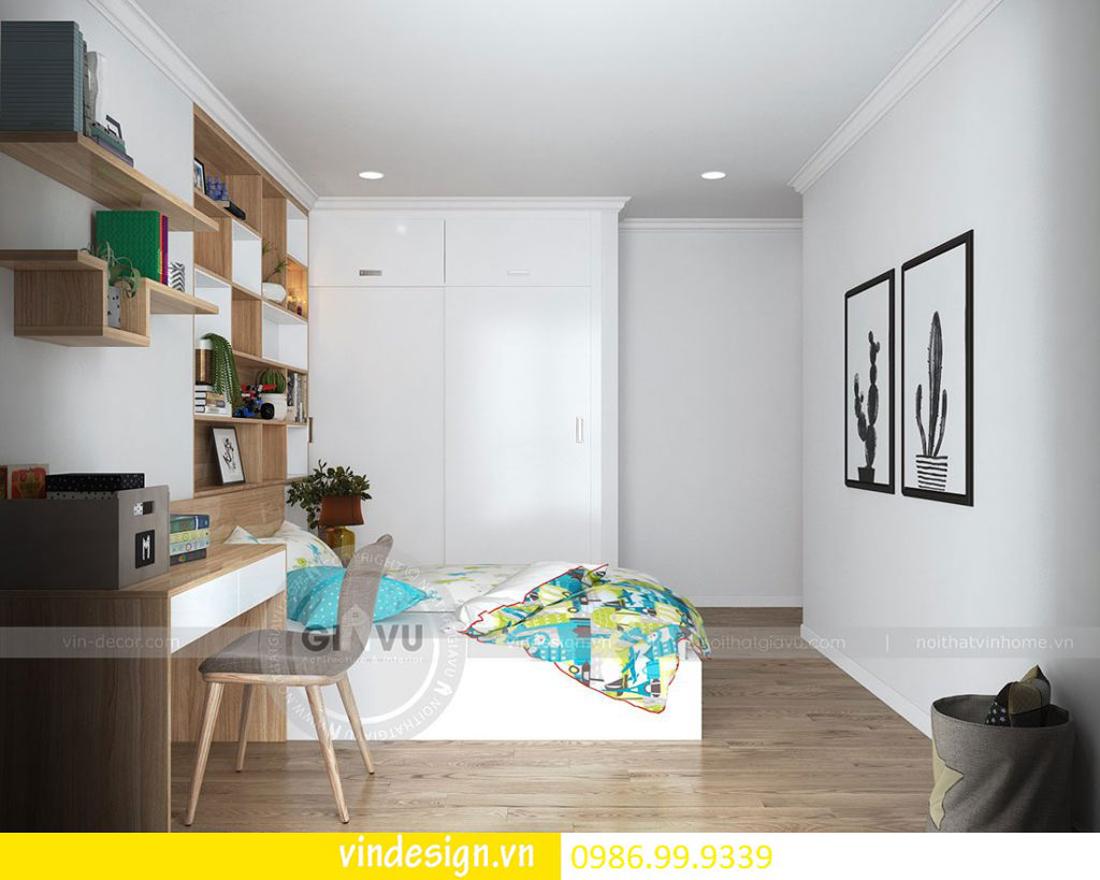 thiết kế nội thất chung cư D Capitale theo phong cách hiện đại 09