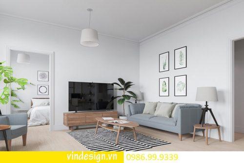 Thiết kế nội thất chung cư D Capitale theo phong cách Scandinavian