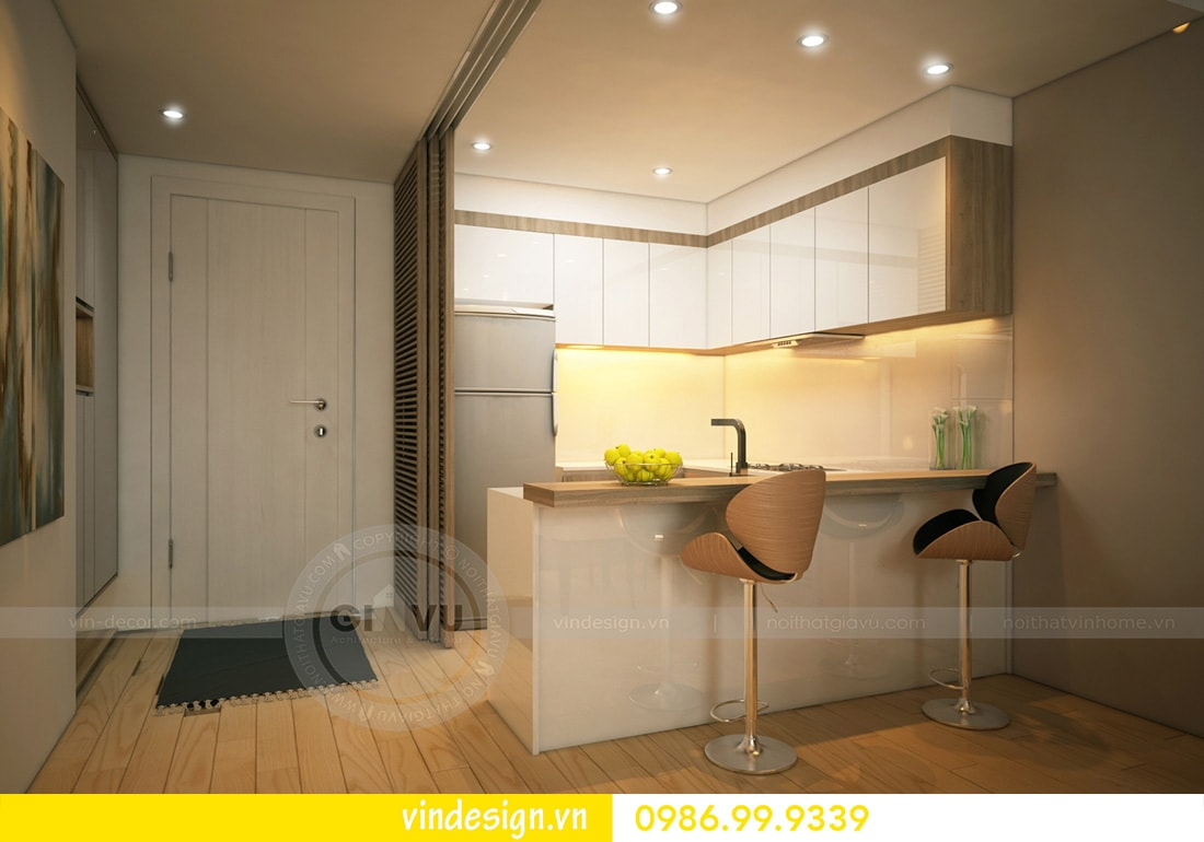 thiết kế nội thất chung cư metropolis hotline 0986999339 ảnh 05