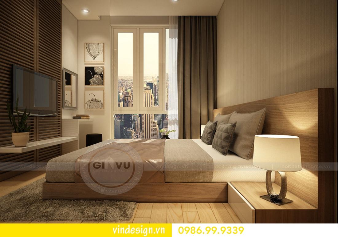 thiết kế nội thất chung cư metropolis hotline 0986999339 ảnh 06