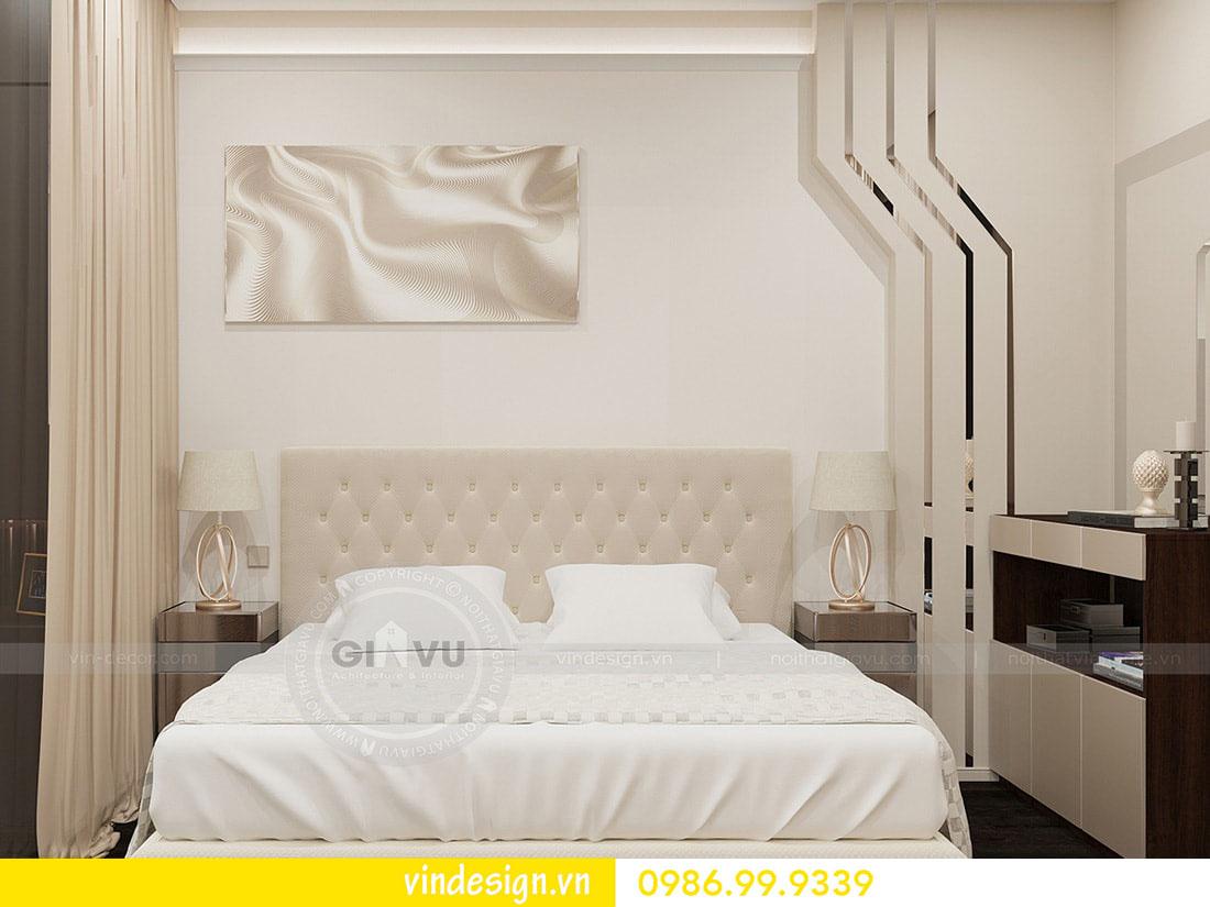 thiết kế nội thất chung cư metropolis phong cách hiện đại 07