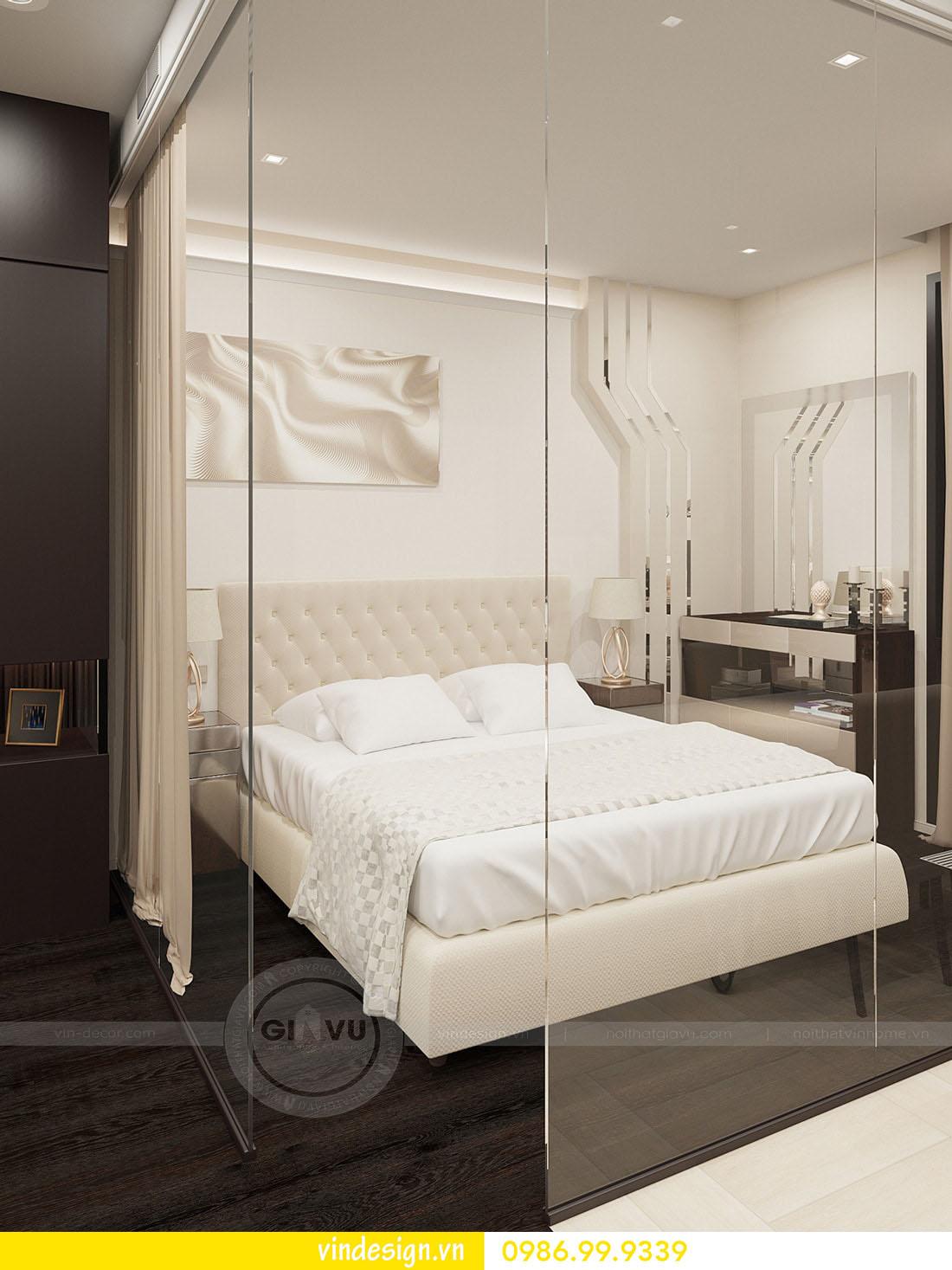 thiết kế nội thất chung cư metropolis phong cách hiện đại 08