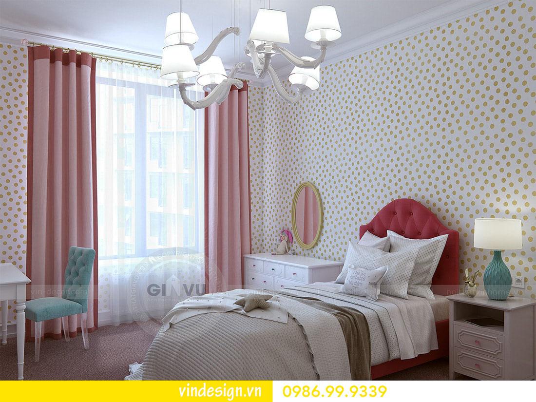 thiết kế nội thất chung cư metropolis phong cách hiện đại 09
