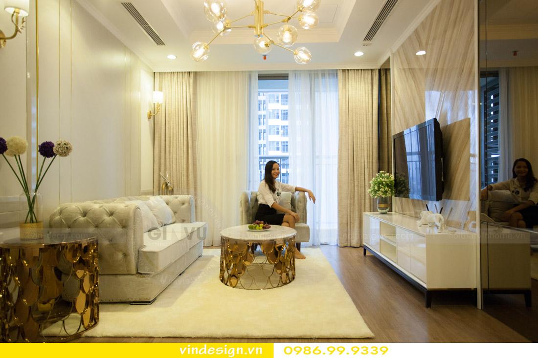 thiết kế nội thất chung cư park hill hotline 0986999339 03