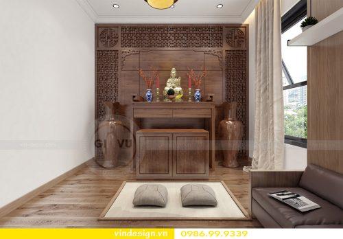Thiết kế nội thất chung cư Park Hill theo phong cách hiện đại