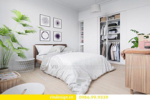 Thiết kế nội thất chung cư Sky Lake theo phong cách Scandinavian