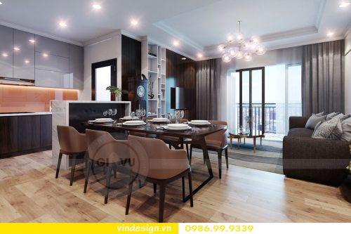 Thiết kế nội thất chung cư sky lake – Hotline: 0986999339