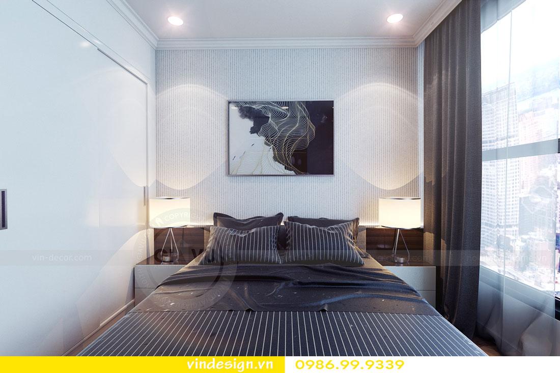 Thiết kế nội thất chung cư sky lake tòa S1 căn 05A - Hotline: 0986999339 view 7