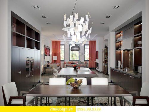 Thiết kế nội thất chung cư – uy tín, chất lượng tại Hà Nội