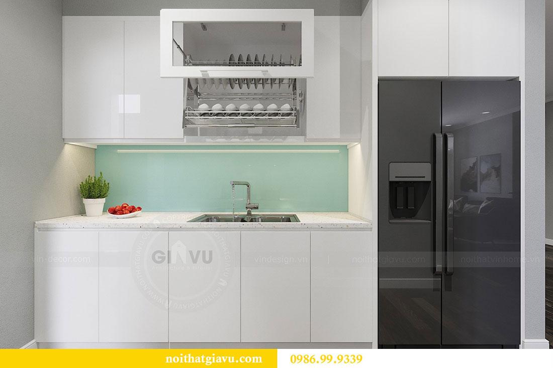 Thiết kế nội thất chung cư Vinhomes D Capitale Trần Duy Hưng 4