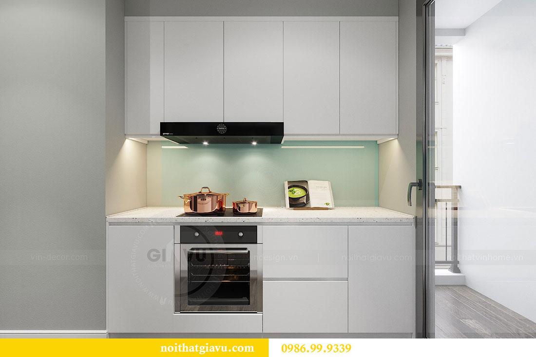 Thiết kế nội thất chung cư Vinhomes D Capitale Trần Duy Hưng 5