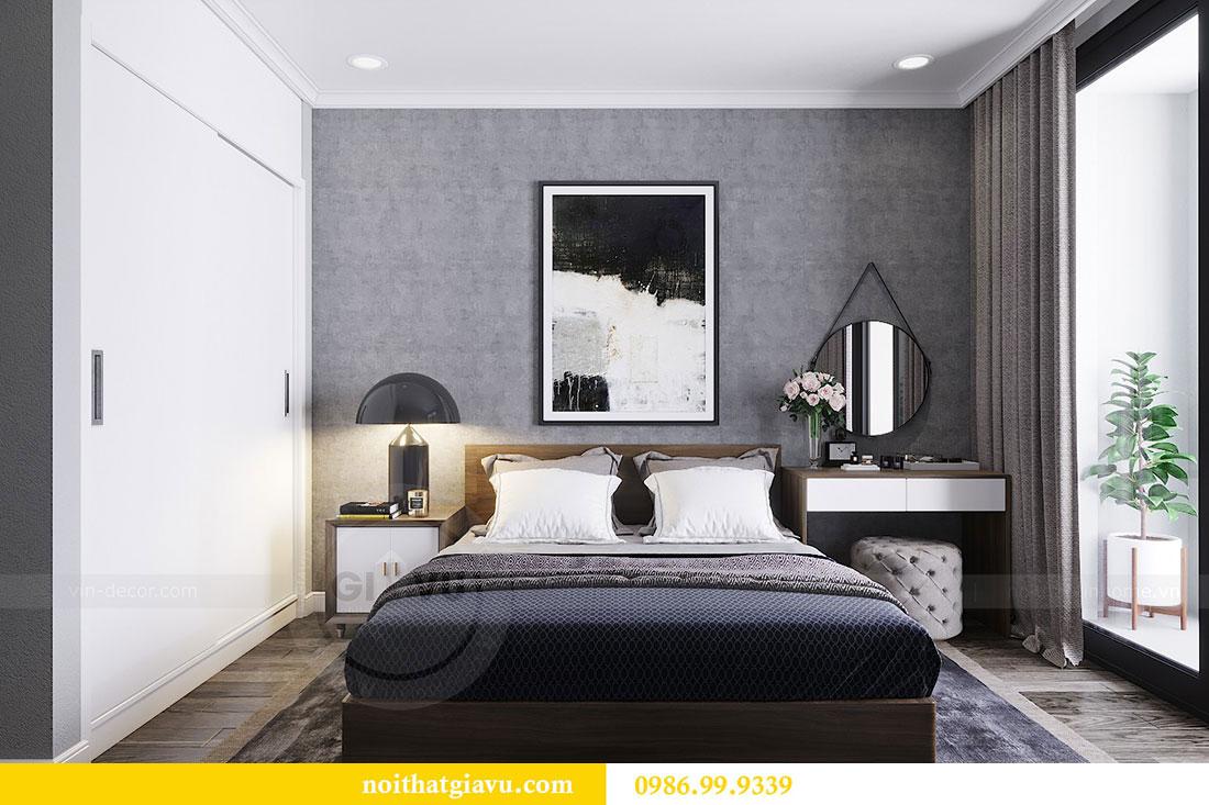 Thiết kế nội thất chung cư Vinhomes D Capitale Trần Duy Hưng 6