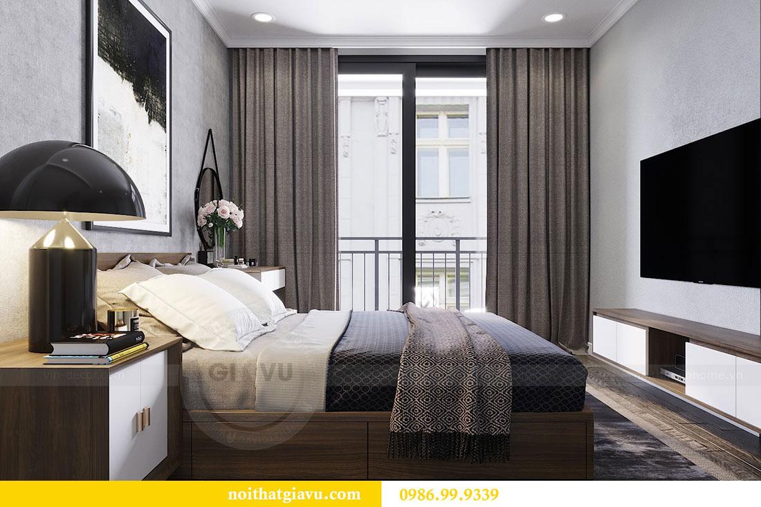 Thiết kế nội thất chung cư Vinhomes D Capitale Trần Duy Hưng 7