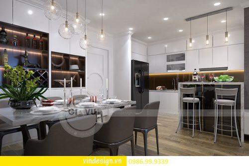 Thiết kế nội thất chung cư Vinhomes Gardenia Mỹ đình