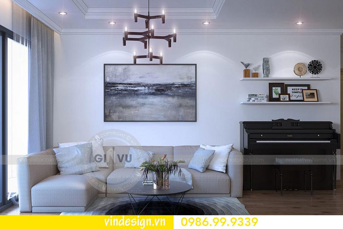 thiết kế nội thất Vinhomes D Capitale call 0986999339 04