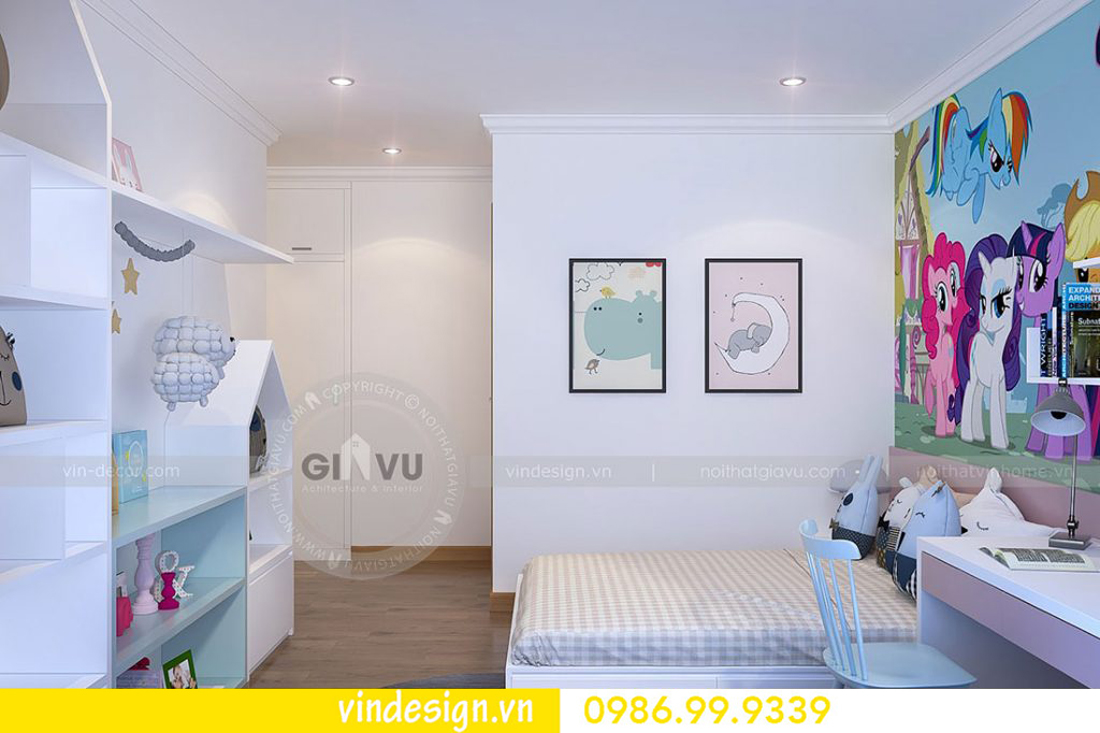 thiết kế nội thất Vinhomes D Capitale call 0986999339 14