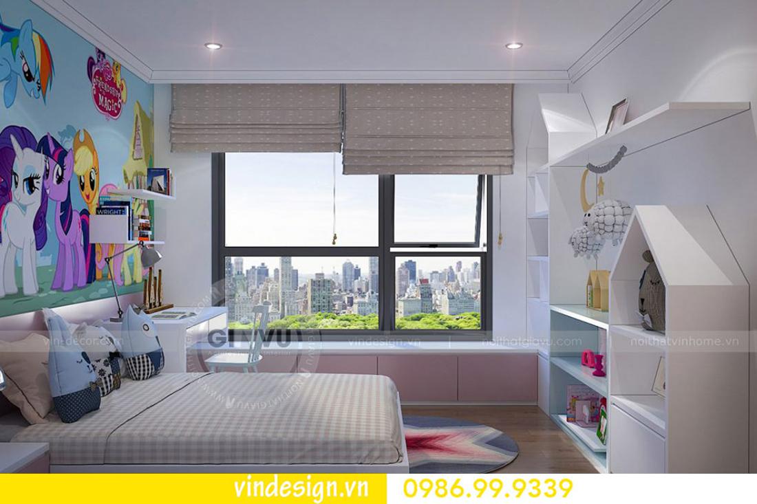 thiết kế nội thất Vinhomes D Capitale call 0986999339 15