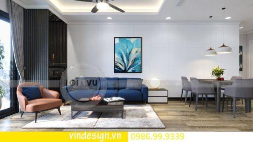 Thiết kế thi công nội thất D Capitale – hotline:0986999339
