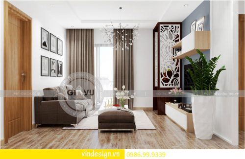 Tư vấn hoàn thiện nội thất chung cư đẹp hiện đại chỉ với 200 triệu