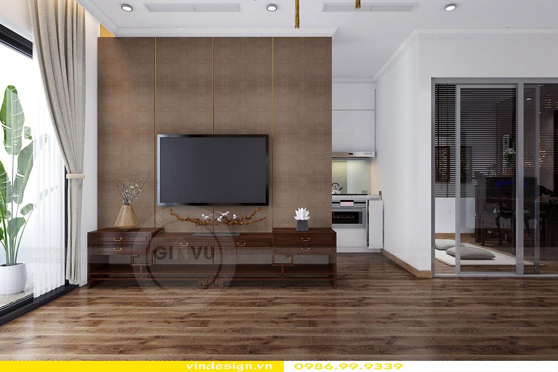 hoàn thiện nội thất căn hộ chung cư Gardenia 03