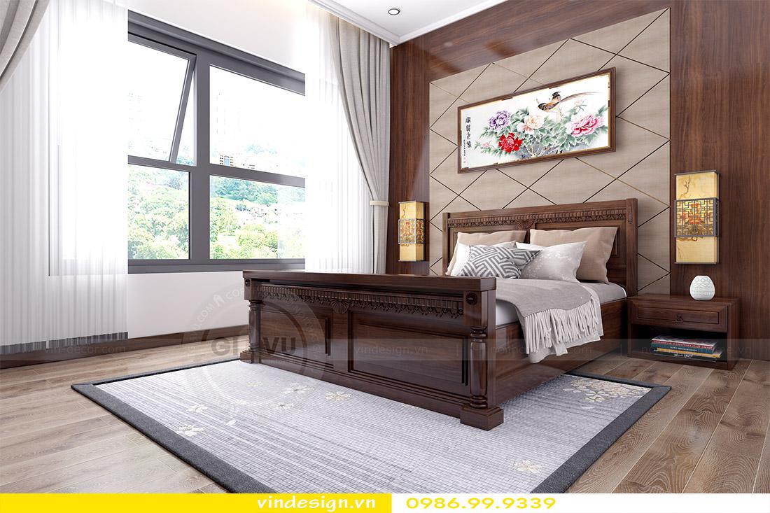 hoàn thiện nội thất căn hộ chung cư Gardenia 11