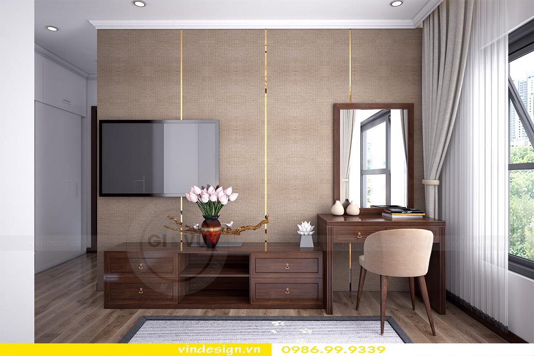 hoàn thiện nội thất căn hộ chung cư Gardenia 13