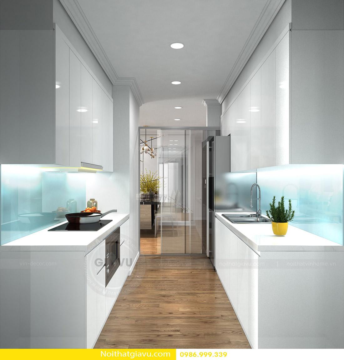 thi công hoàn thiện nội thất căn hộ chung cư Gardenia 07
